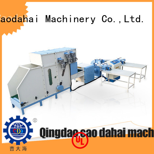 Caodahai fiber pillow making machine factory price for business