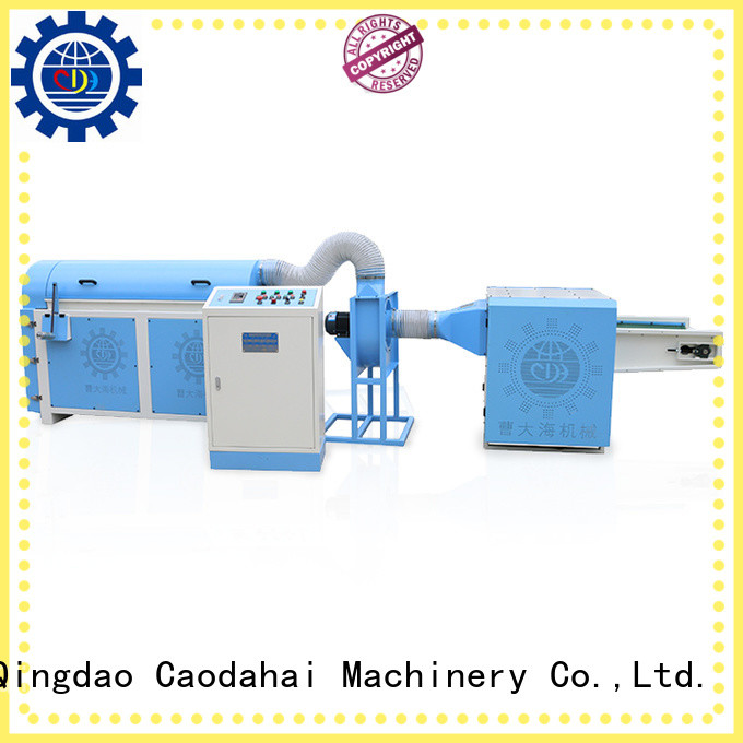 Caodahai ball fiber making machine with good price for business