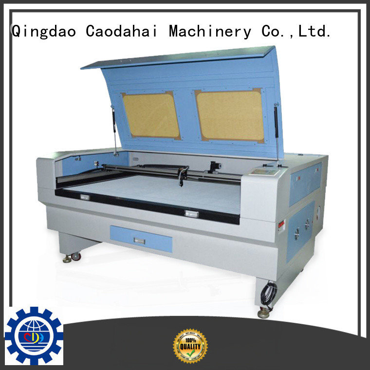 Caodahai industrial cnc laser cutting machine manufacturer for work shop