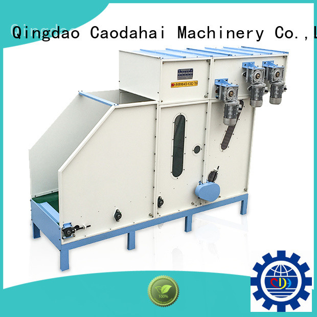 Caodahai bale opener machine manufacturers from China for factory
