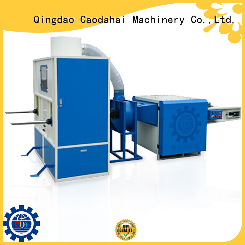 Caodahai quality toy stuffing machine wholesale for manufacturing