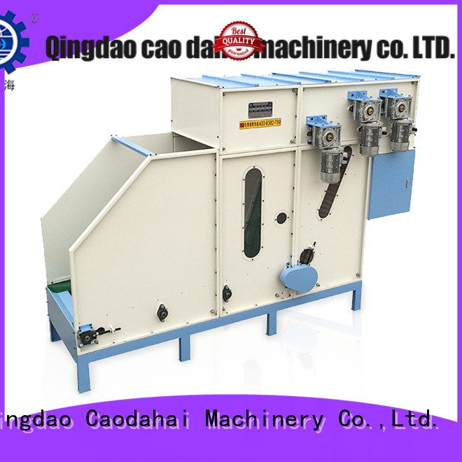 Caodahai bale opener machine customized for factory