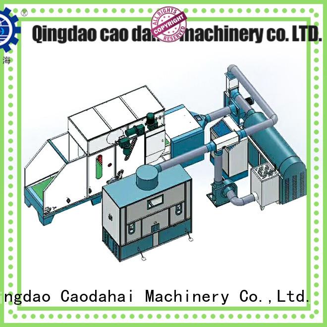 ball fiber toy filling machine factory for work shop Caodahai