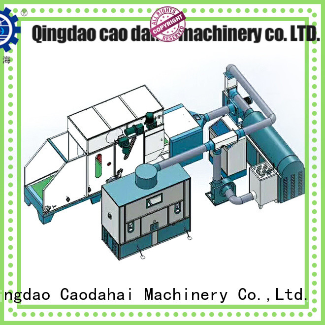 ball fiber toy filling machine factory for work shop Caodahai