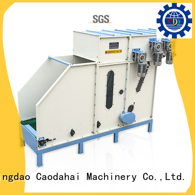 automatic bale opener from China for industrial Caodahai