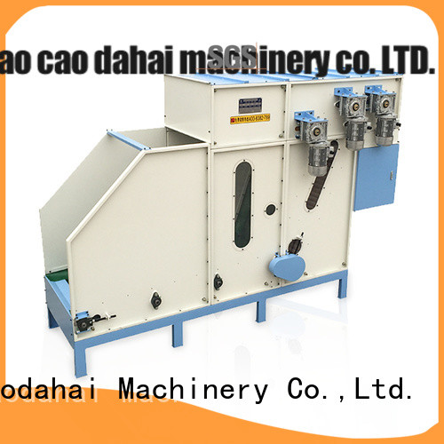 Caodahai bale opener machine manufacturers from China for commercial