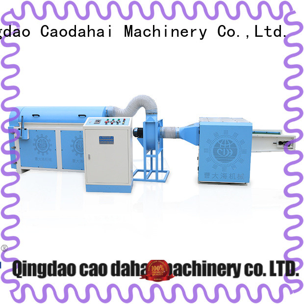 Caodahai ball fiber stuffing machine design for business