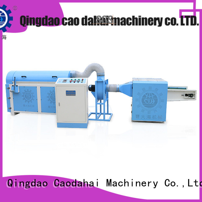 Caodahai approved ball fiber filling machine inquire now for production line