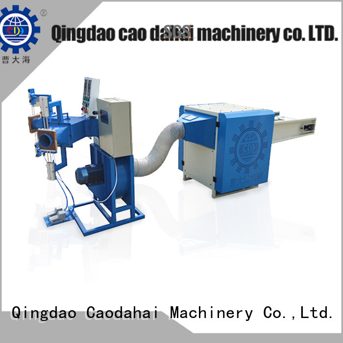 Caodahai sturdy pillow filling machine price supplier for business