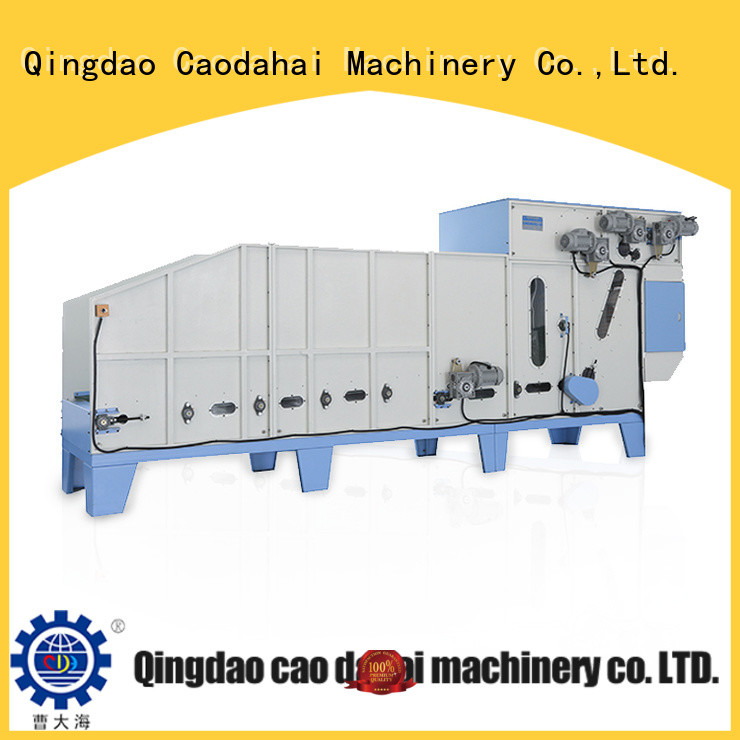 Caodahai cotton bale opening machine manufacturer for industrial