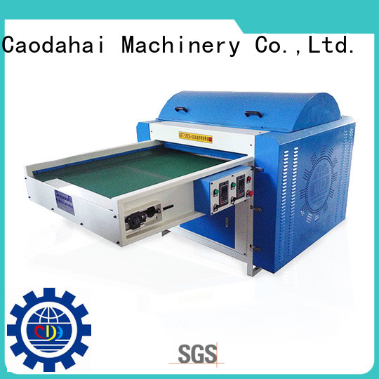 Caodahai excellent polyester carding machine for industrial