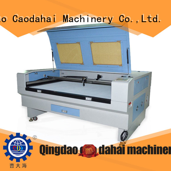 Caodahai co2 laser cutting machine series for production line