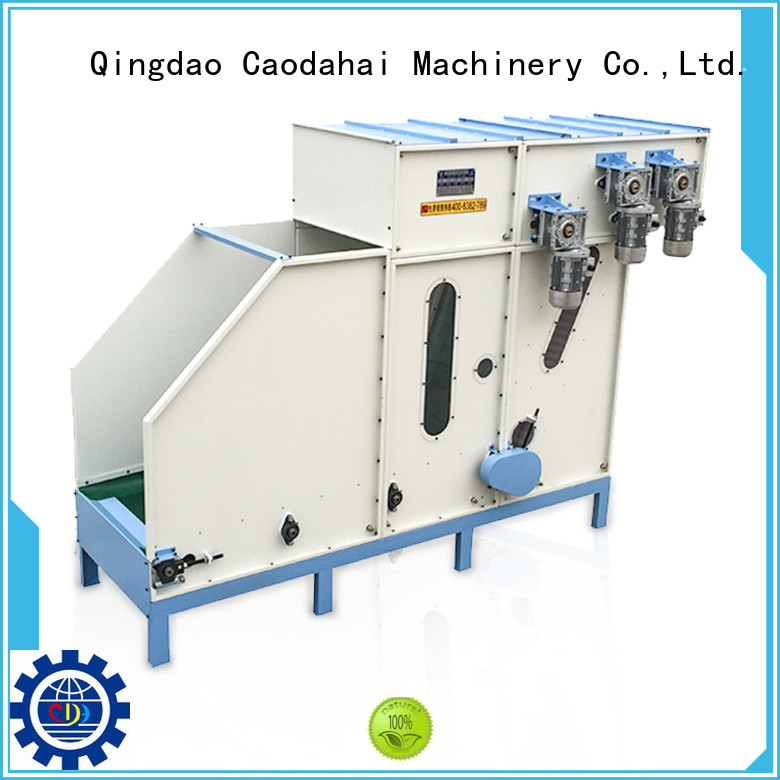 Caodahai cotton bale opener machine series for factory