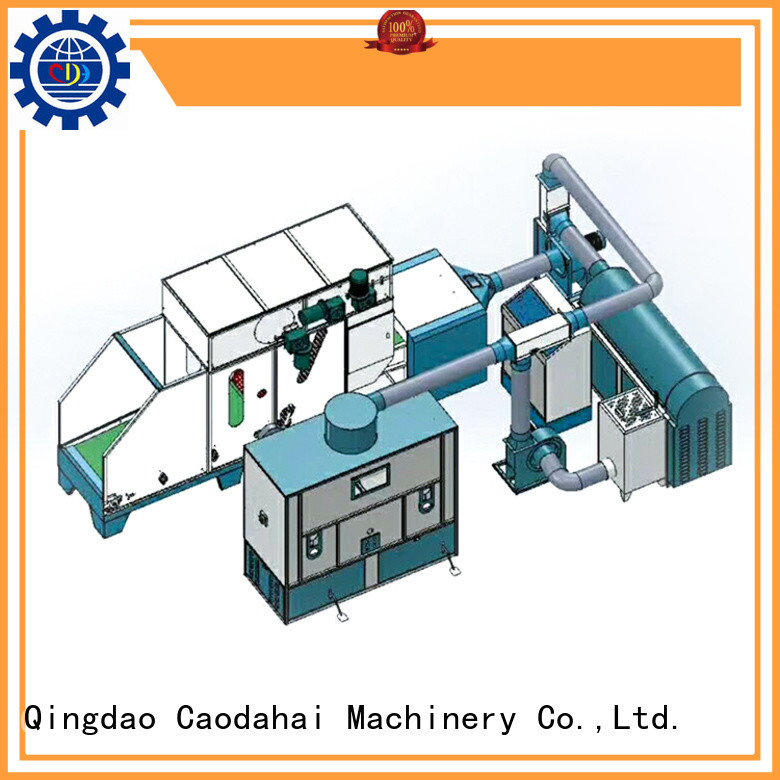 Caodahai pearl ball pillow filling machine factory for work shop
