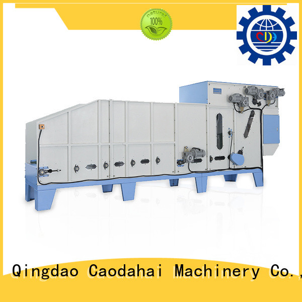 Caodahai durable bale breaker machine series for factory