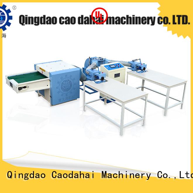 Caodahai pillow filling machine price wholesale for plant