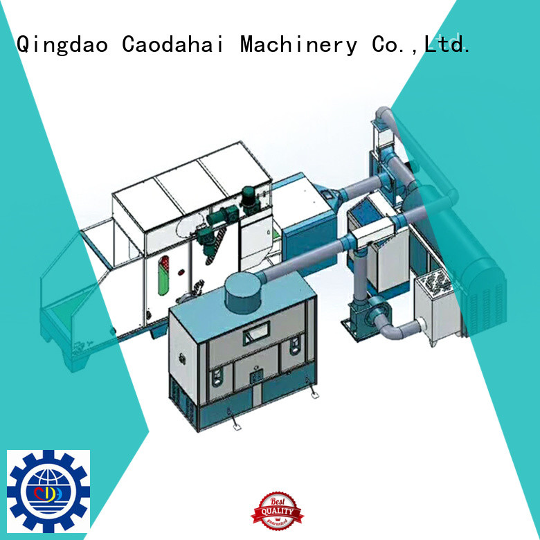 approved ball fiber toy filling machine factory for plant