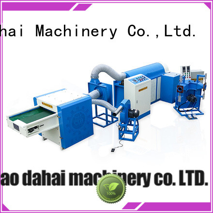 approved ball fiber stuffing machine inquire now for production line