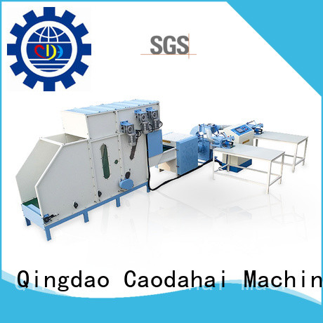 Caodahai automatic pillow filling machine factory price for production line