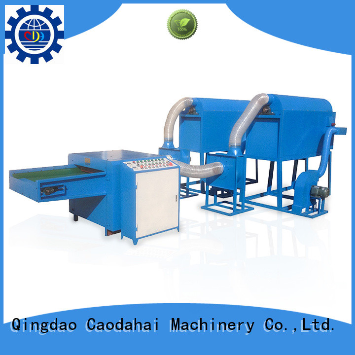 Caodahai ball fiber filling machine factory for work shop