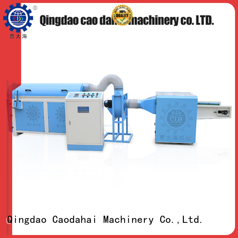 Caodahai approved pearl ball pillow filling machine inquire now for business