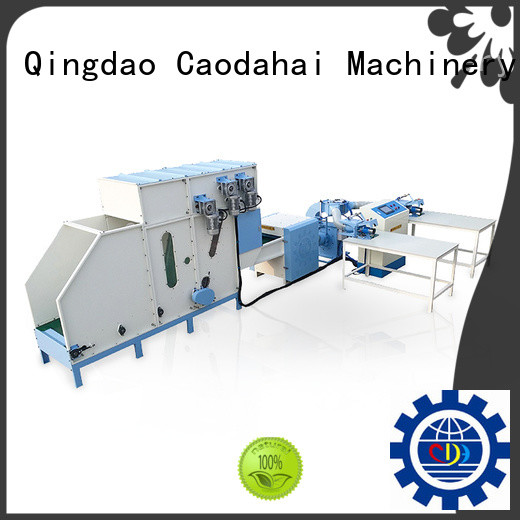 Caodahai professional pillow filling machine price supplier for business
