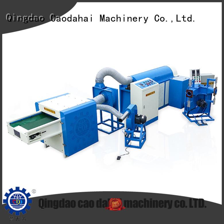 Caodahai ball fiber machine with good price for plant