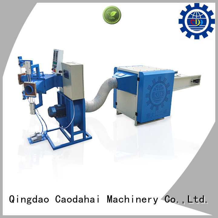 Caodahai automatic pillow filling machine factory price for work shop