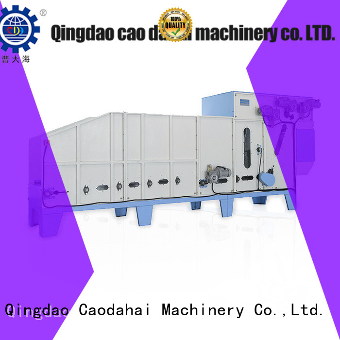 Caodahai durable mixing bale opener manufacturer for industrial