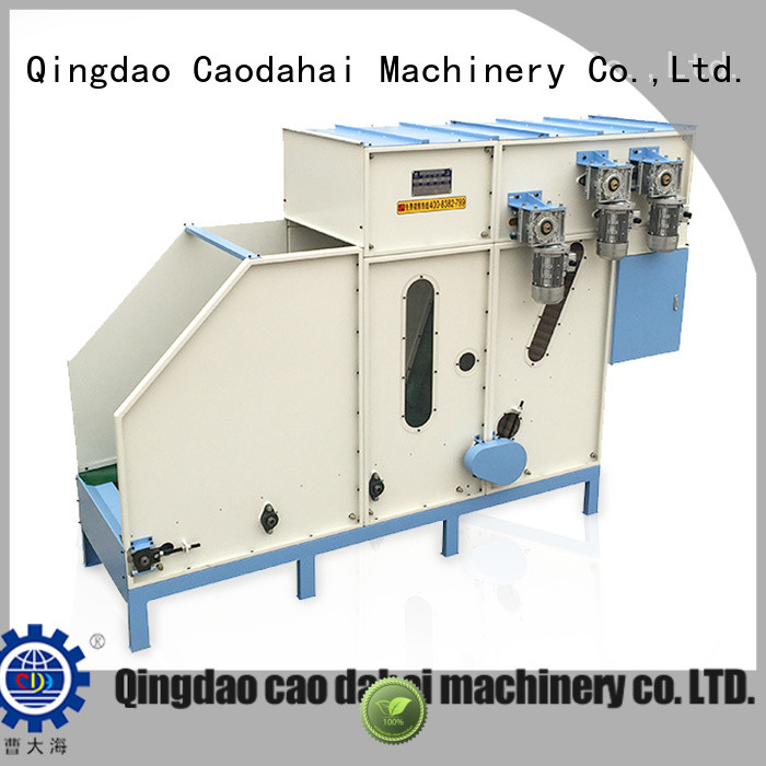 Caodahai quality bale breaker machine manufacturer for commercial