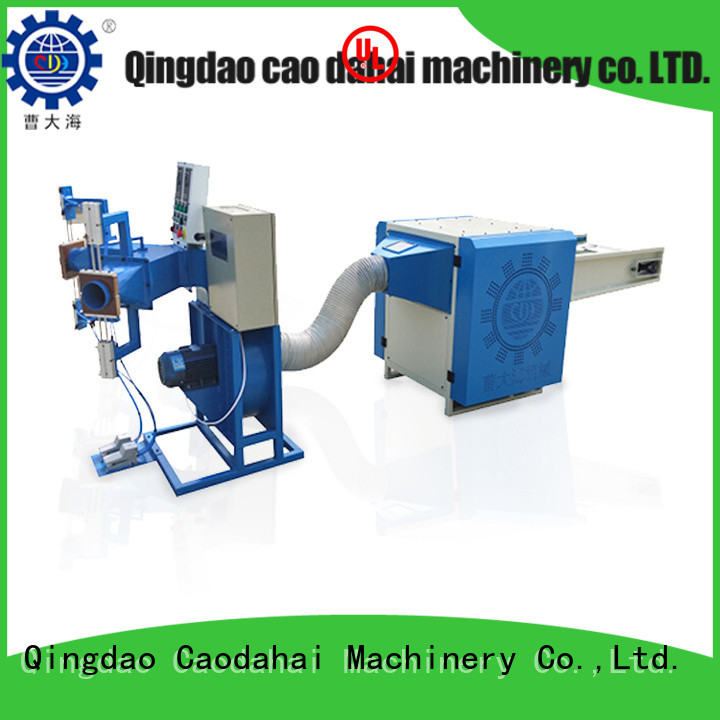 Fiber pillow filling machine manual