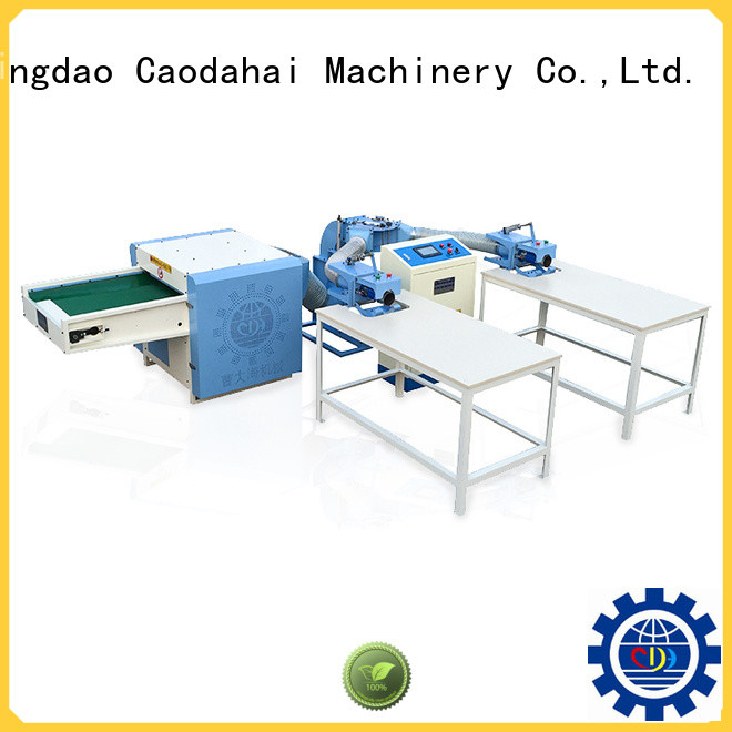certificated pillow manufacturing machine supplier for business