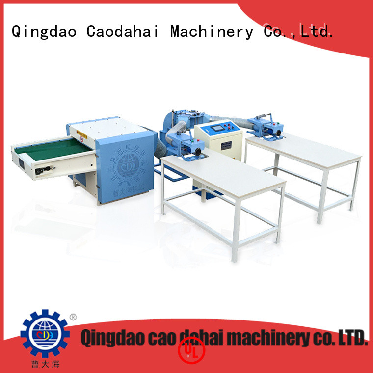 pillow filling machine personalized for production line