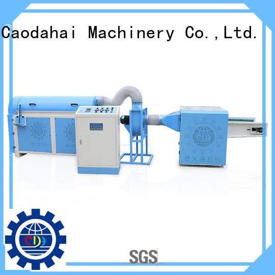 Caodahai fiber ball pillow filling machine design for business