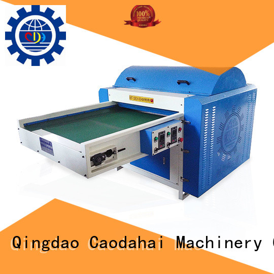 cost-effective polyester fiber opening machine design for industrial