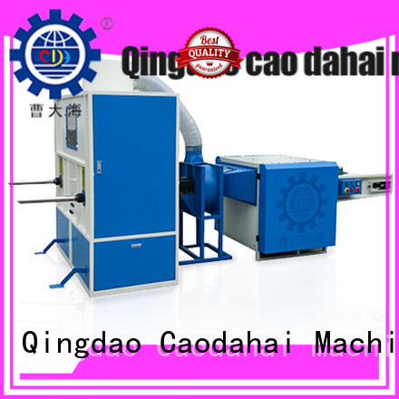 Caodahai certificated teddy bear stuffing machine personalized for industrial
