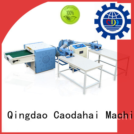 Caodahai pillow making machine personalized for production line