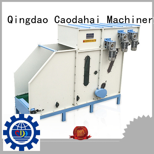 Caodahai practical cotton bale opener machine series for factory