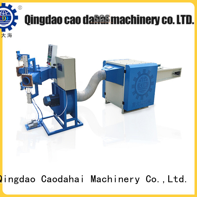 Caodahai automatic pillow filling machine personalized for plant
