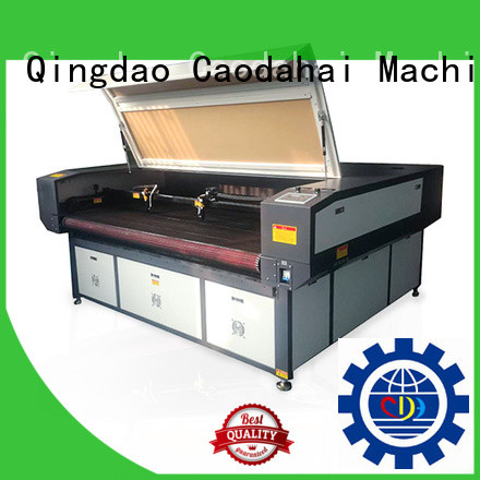 Caodahai hot selling co2 laser cutting machine manufacturer for business