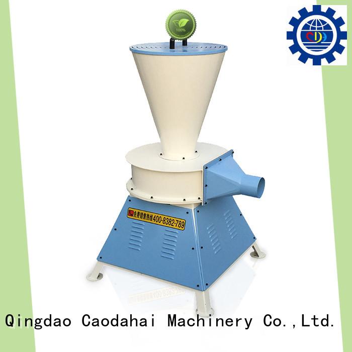Caodahai sturdy foam shredder supplier for work shop