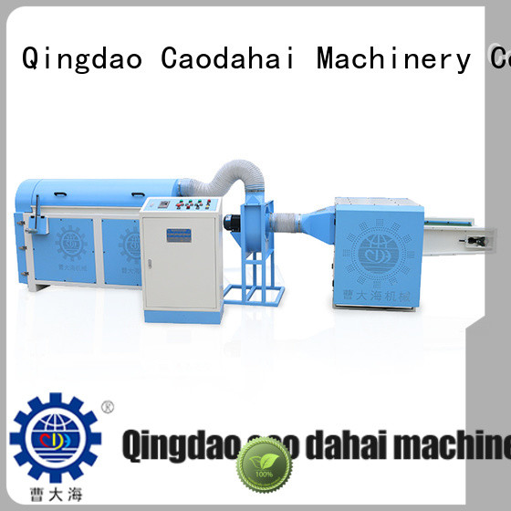 Simple ball fiber machine