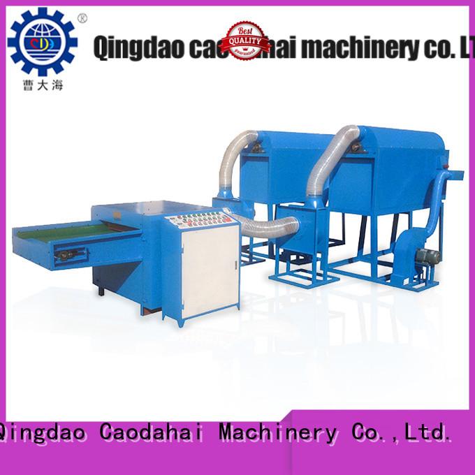Caodahai cost-effective ball fiber filling machine design for production line