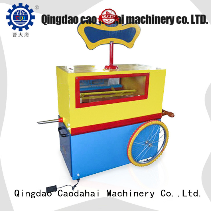 Caodahai certificated toy stuffing machine wholesale for commercial