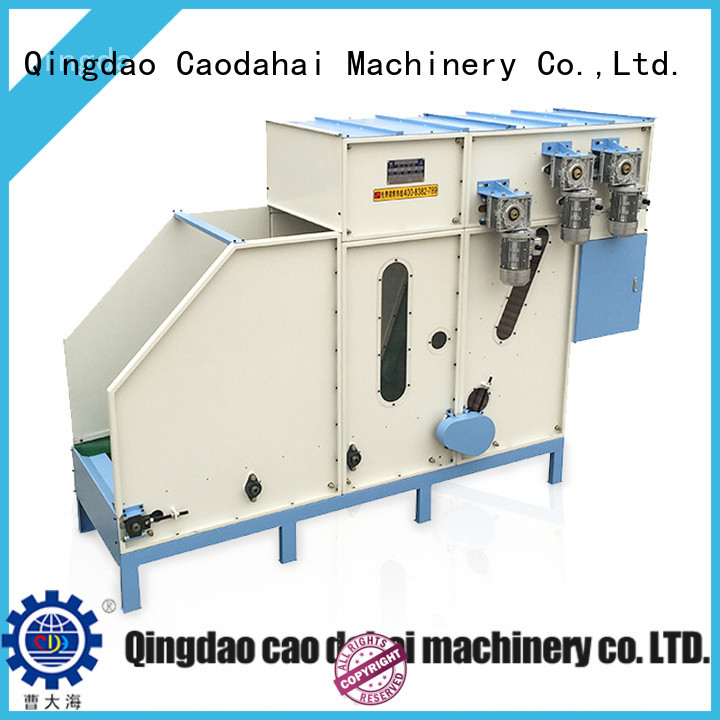 durable mixing bale opener customized for industrial