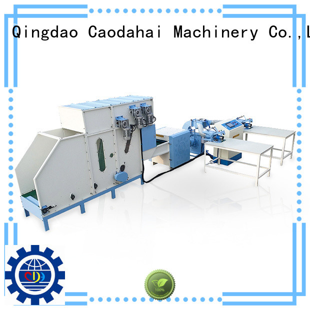 quality pillow making machine supplier for plant