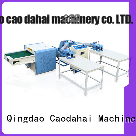 Caodahai sturdy pillow filling machine for business