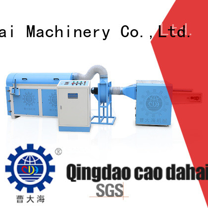 Caodahai ball fiber stuffing machine with good price for plant