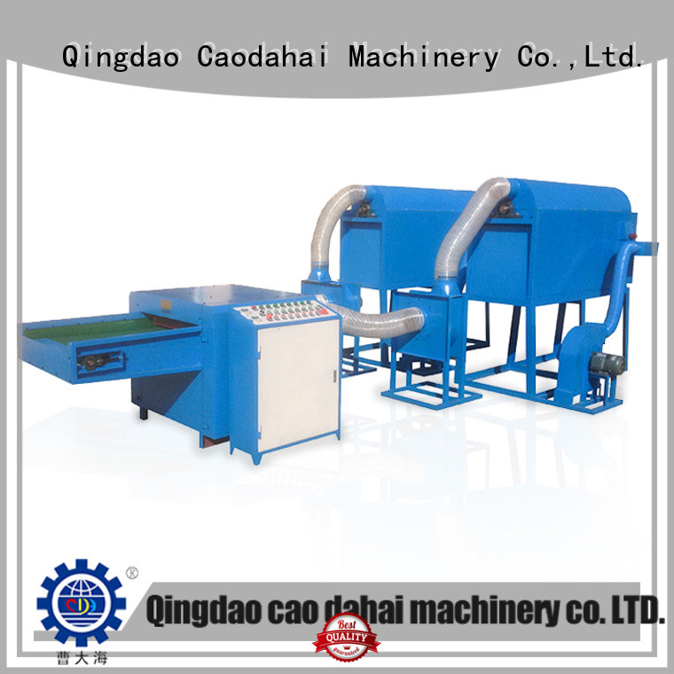 ball fiber machine for business Caodahai
