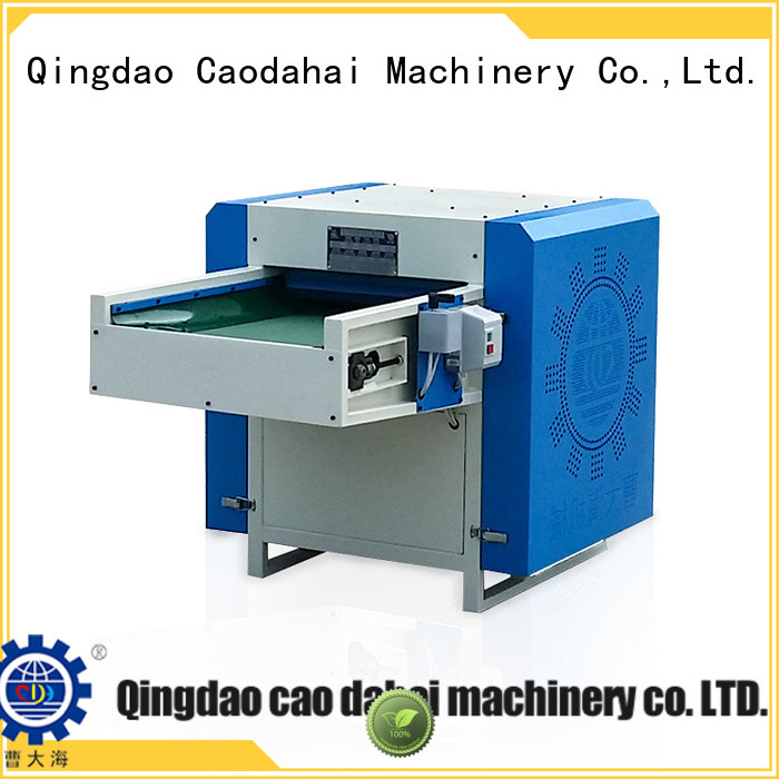 approved cotton opening machine factory for commercial